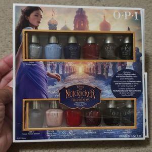 OPI Disney's The Nutcracker Collection
